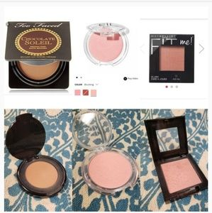 Bundle of blushes and bronzer